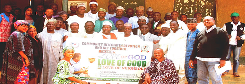 Community Interfaith Dialogue